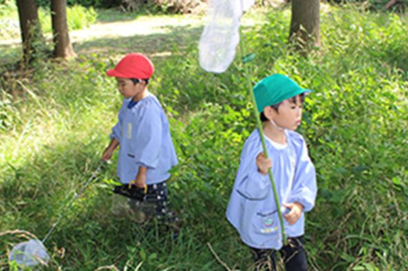 森での活動12